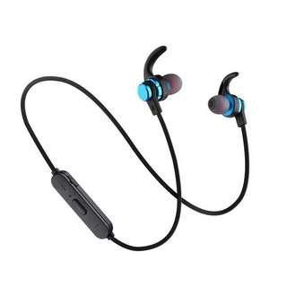 運動磁吸耳機