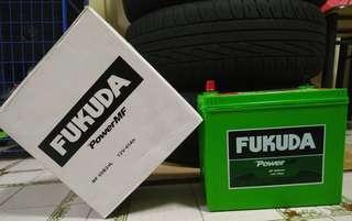Honda stream battery