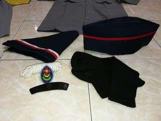 Primary Scout (Pengakap) Badge & others