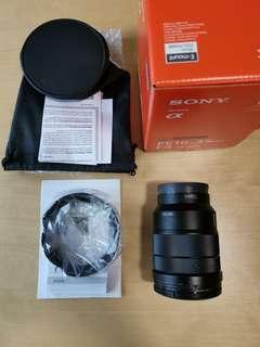 🚚 Sony Vario-Tessar T* FE 16-35mm f/4 ZA OSS Lens