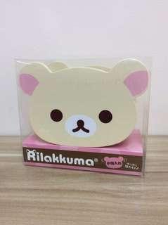 日本製  【Miffy 鬆弛熊 座枱收納盒】
