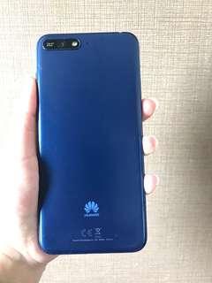 Huawei Y6 2018 like new mulus batangan nettt