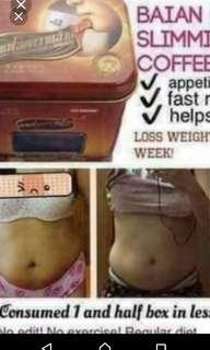 🚚 lishou slimming coffee 6 can  +1 tones am thank you