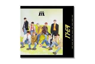 [PO] 1THE9 Mini Album Vol. 1 - XIX