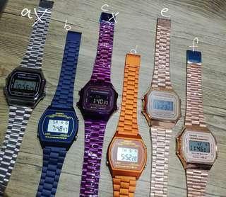 Casio 復古錶 (全新)
