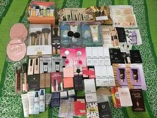 Authentic and Bnew Makeup and Skincare