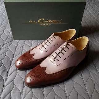 Di Colletti Two-Tone Dress Shoes