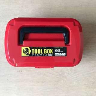 Red Small Toolbox