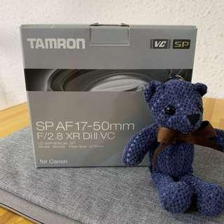 Tamron SP AF 17-50mm F2.8 XR Di II VC for Canon - Award Winning Lense