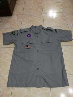Pengakap Uniform
