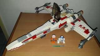 Lego 6212 - X-Wing Fighter