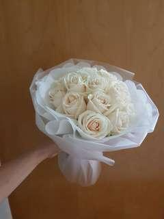 Rose bouquet | Birthday flowers | graduation bouquet | anniversary | fresh flowers