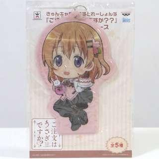 Is The Order A Rabbit? Anime Pass Case Card Holder with Slinkly