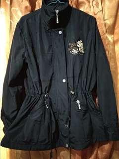 Jaket Parka hitam