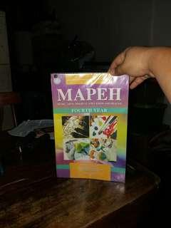 MAPEH Book for 4th Year High School