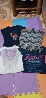 REPRICED!!!Branded tops