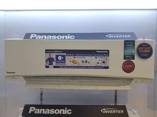 Panasonic Inverter Split Type Aircon