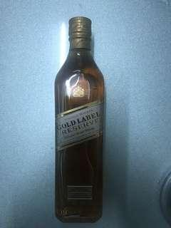 Johnnie Walker Gold Label Reserve 20ml