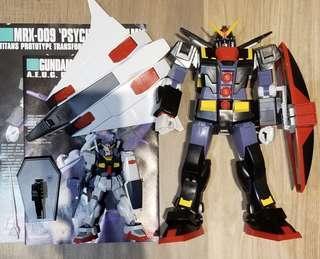 Gundam 高達模型 HG 1/144 RX-178 MRX-009 Mark II 重高達 (一套兩隻不散賣)