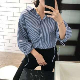 Stripes Shirt Leighton top