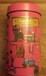 Collectible Crabtree & Evelyn Tin