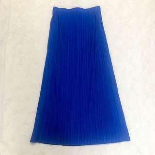 Issey Miyake PP skirt
