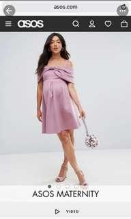 60395201cbeeb BN Denim Pinafore maternity wear, Women's Fashion, Clothes, Dresses ...