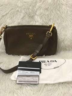 e5aa01b69bb0 100% authentic prada camera bag