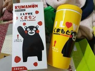 🚚 熊本熊手拿杯(正版)