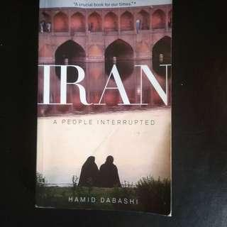 IRAN.a people interrupted by Hamid Dabashi