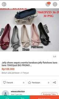Barbara jelly shoes