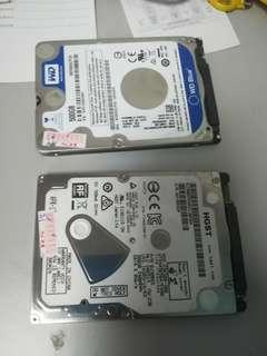 Hard Disk 500gb 2.5 laptop