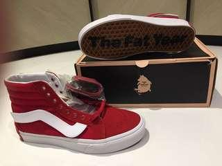 """983a0cee0926d1 Vans X Purlicue Sk8-Hi """"Year of the Pig"""" CNY Series"""