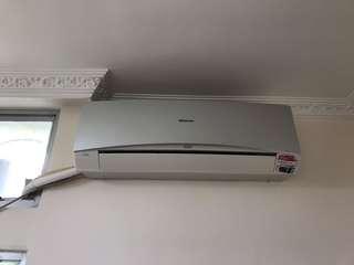 分體式冷氣機 air conditioner