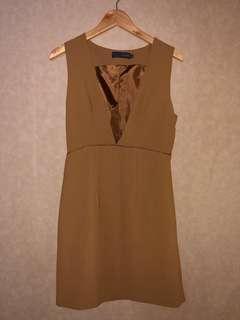Invio sleeveless formal dress
