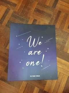 EXO WE ARE ONE PHOTOCARD BINDER BY @store_charm