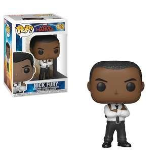 Funko Pop! Captain Marvel: Nick Fury #ENDGAMEyourEXCESS