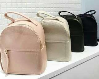 🚚 Mini backpack ( black )
