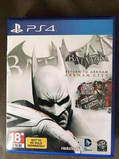 🚚 Batman - almost new #endyourgameexcess
