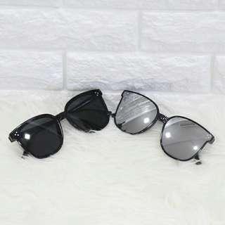 Kacamata hitam wanita model korea