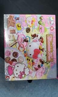 Hello Kitty Chocolate Fun自製立體朱古力機