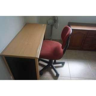 Gd condition office chair at wc sale