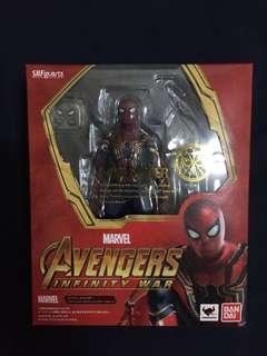 SHF Iron Spider BIB