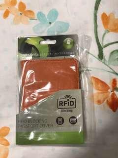 Samsonite RFID passport cover