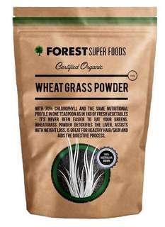 Australian Organic Wheatgrass 有機小麥草粉