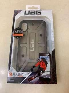 Urban armor gear UAG plasma case for iPhone X brand new