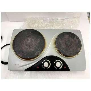 Double Hot Plate Butterfly Brand