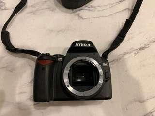 Nikon D40 數位單眼相機
