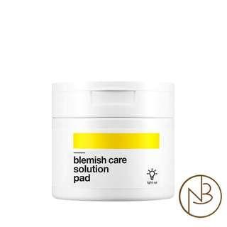 BellaMonster- Blemish Care Solution Pad 小檸檬美白袪斑護膚綿
