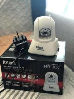 🚚 Aztech Wireless IP HD Camera - 410